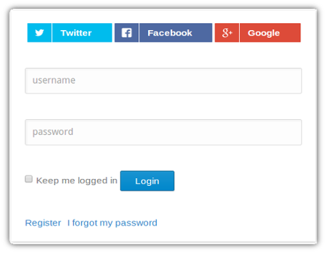 php forum SSO social login